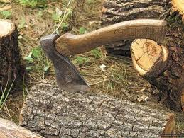 Металл-дерево